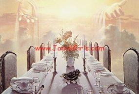 اتيكيت تحضير المائدة