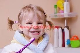 تنظيف الاسنان وحمايتها من الصفار