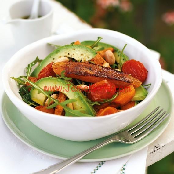 غذاء صحي للوجه