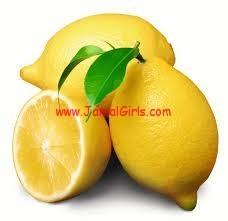 الليمون غذاء لجميع الامراض