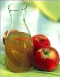 خل التفاح للشعر والجلد والبشرة