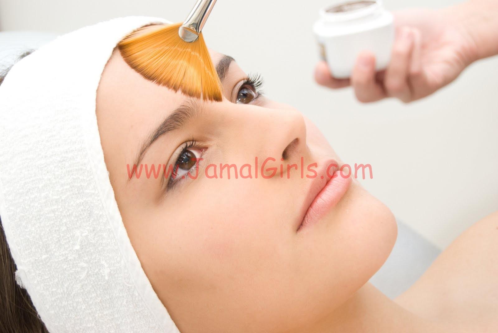ازالة شعر الوجه بفعالية