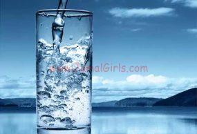 فوائد الماء لجسم الانسان