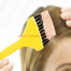 الأضرار الناتجة عن صبغ الشعر