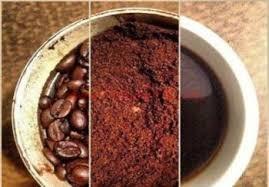 فوائد ثفل القهوة
