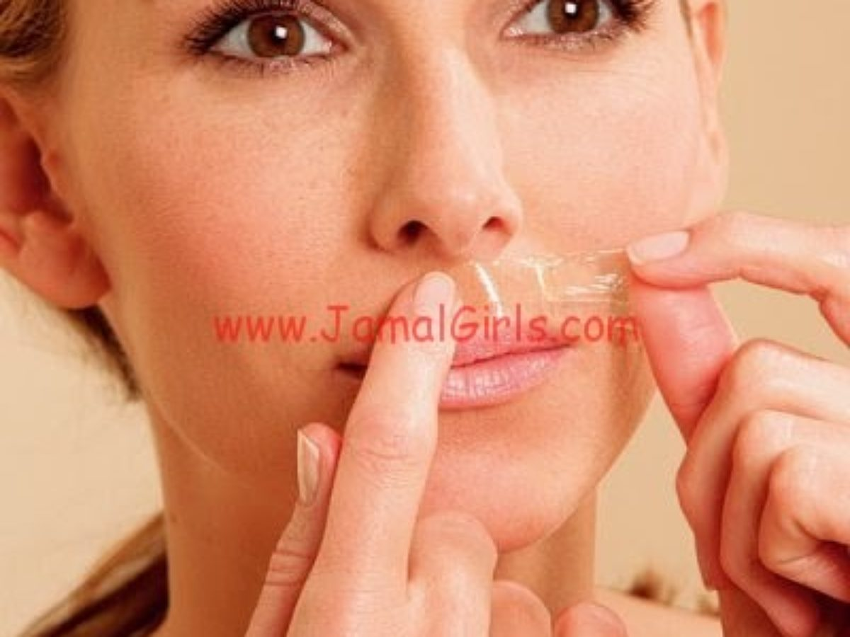 خلطات وطرق للتخفيف من ظهور الشعر الزائد