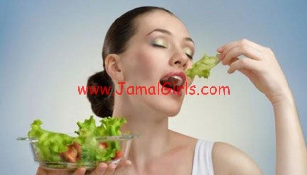 البشرة الدهنية وغذاؤها المناسب