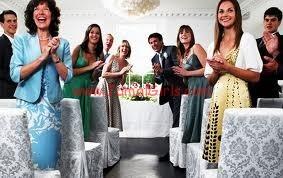 فن اتيكيت حضور الحفلات والاعراس