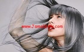 خلطات طبيعية للقضاء على شيب الشعر