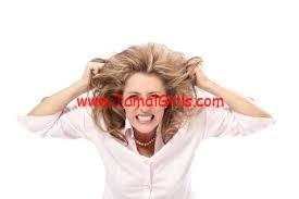 وصفات للتخلص من افرازات الشعر الدهني