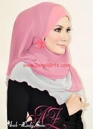 نسقي لفة حجابك مع نوع رسمة وجهك