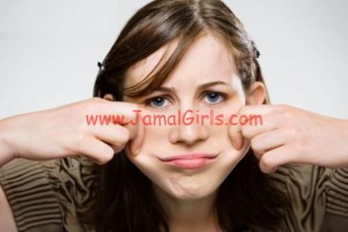 وصفات ونصائح لتسمين الوجه والخدين