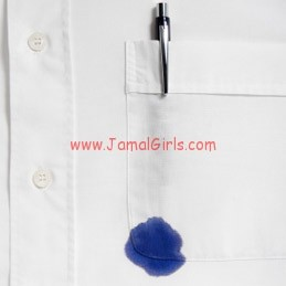 طرق ازالة بقع الحبر عن الملابس والسجاد