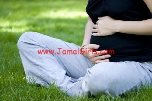 جمالك اثناء الحمل