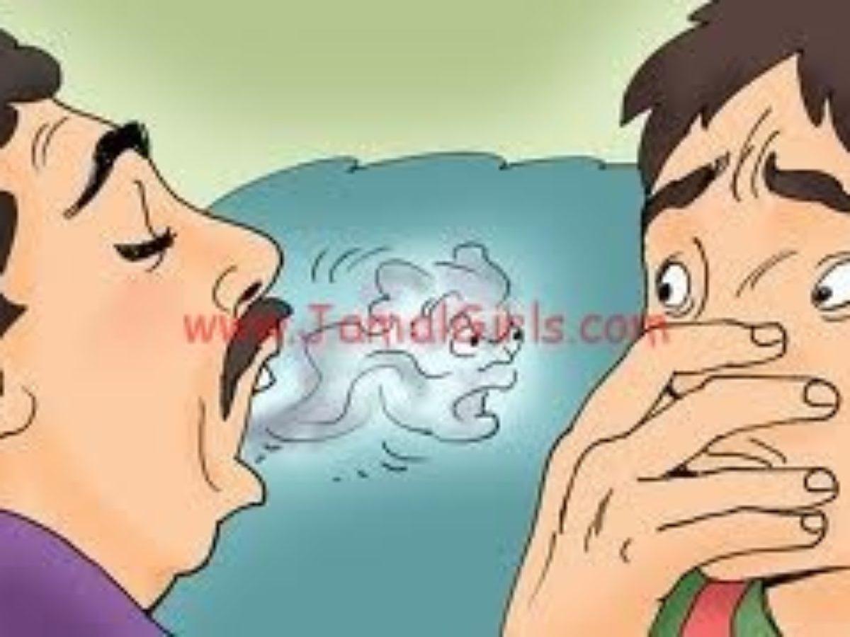 اسباب رائحة النفس الكريهة والغير محببة