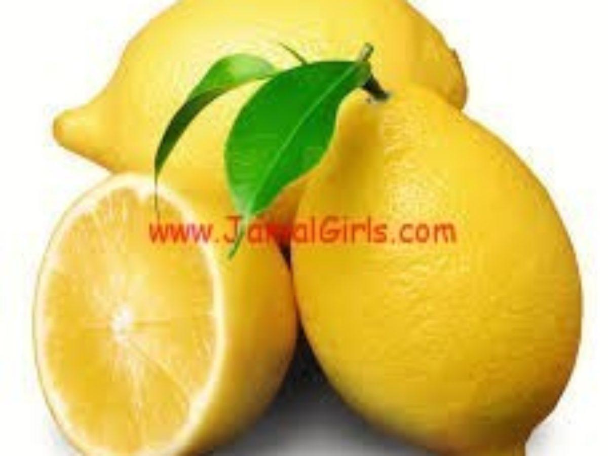 الليمون وفوائده القيمة للشعر والبشرة والجلد