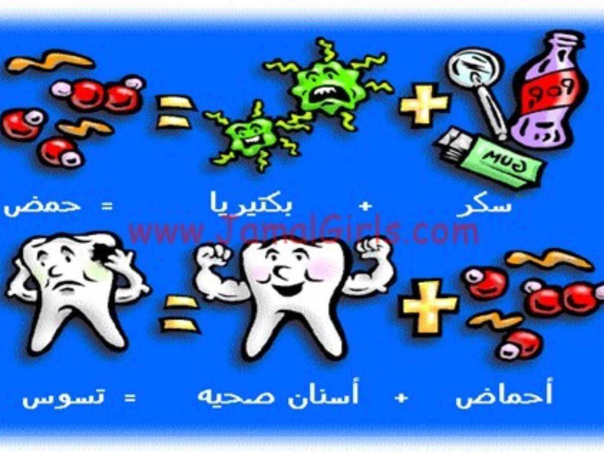 اسباب تسوس الأسنان ومضاعفاتها