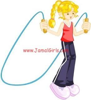 نط الحبلة وفوائدها للفتيات