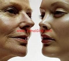 اسباب ووقاية من الشيخوخة المبكرة