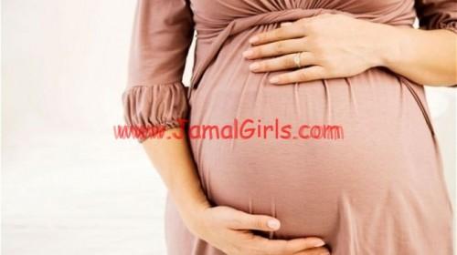 أغذية للمرأة الحامل