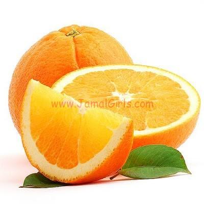 قناع الزبادي والبرتقال لتفتيح البشرة