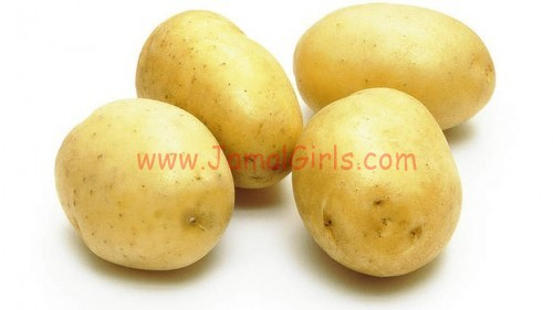 ماسك البطاطس للتخلص من الكلف