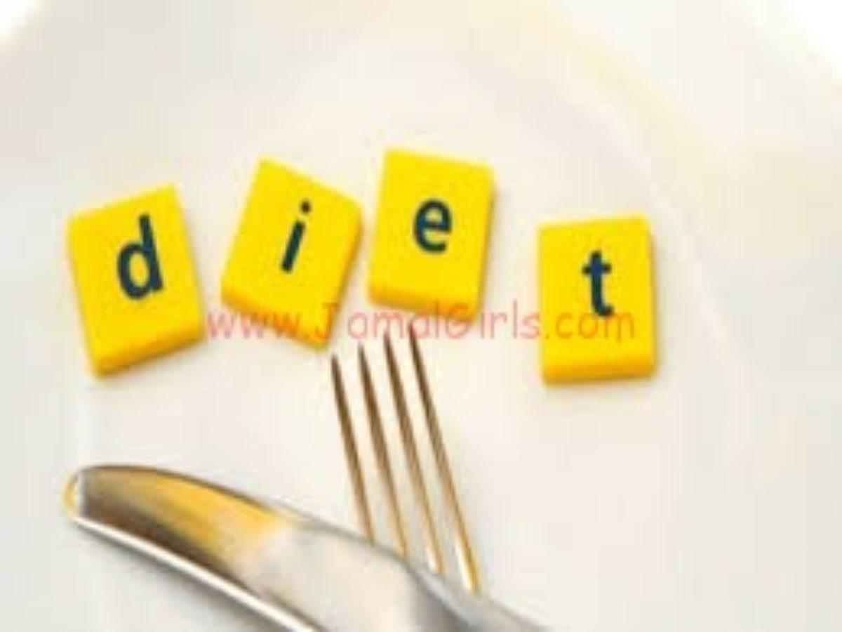 كيفية إنجاح النظام الغذائي