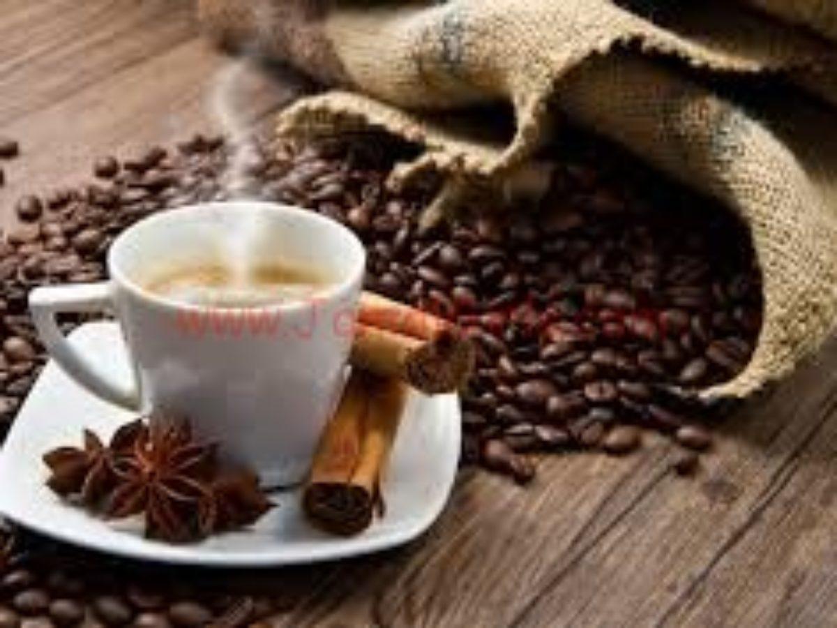 جربي القهوة مع القرفة مزيج رائع المذاق