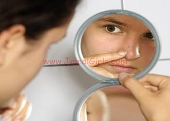 طرق التخلص من البقع الداكنه في الوجه