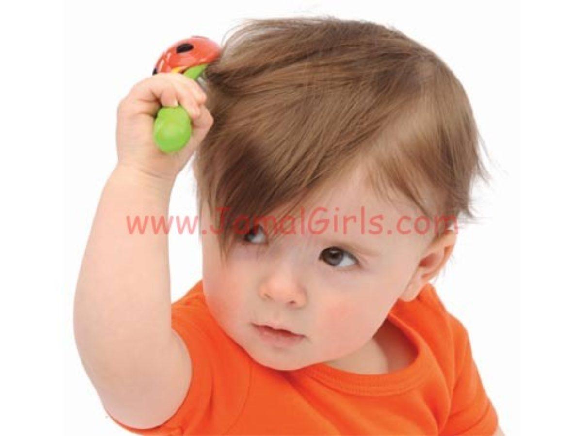 زيوت مفيدة لتكثيف شعر الأطفال