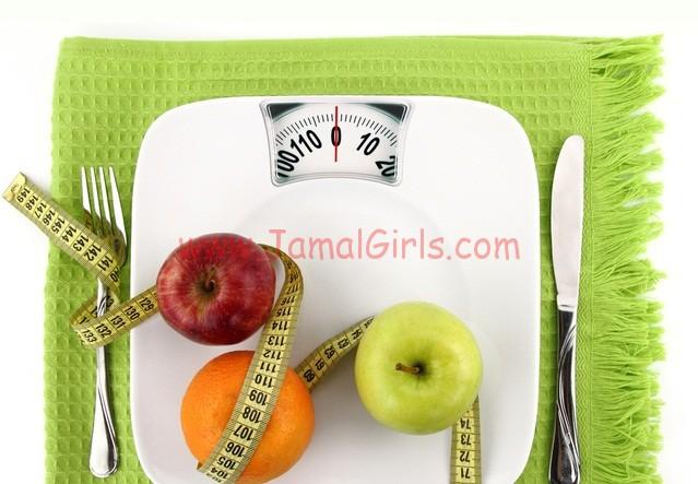 طريقة خسارة الوزن بسرعه