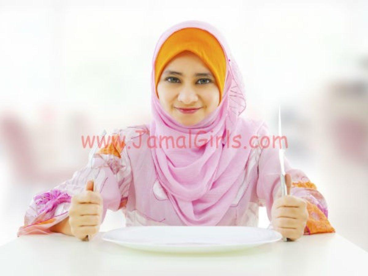 برنامج غذائي للتسمين في أسبوع