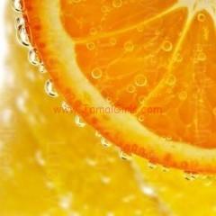 ماسك البرتقال المنعش للبشرة