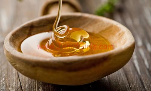 قناع العسل للبشرة الحساسة