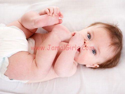 حماية المولود من الأكزيما والجفاف والطفح الجلدي