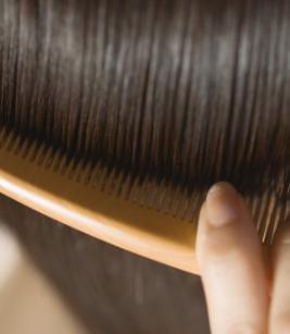 وصفه فرنسية لتقوية الشعر
