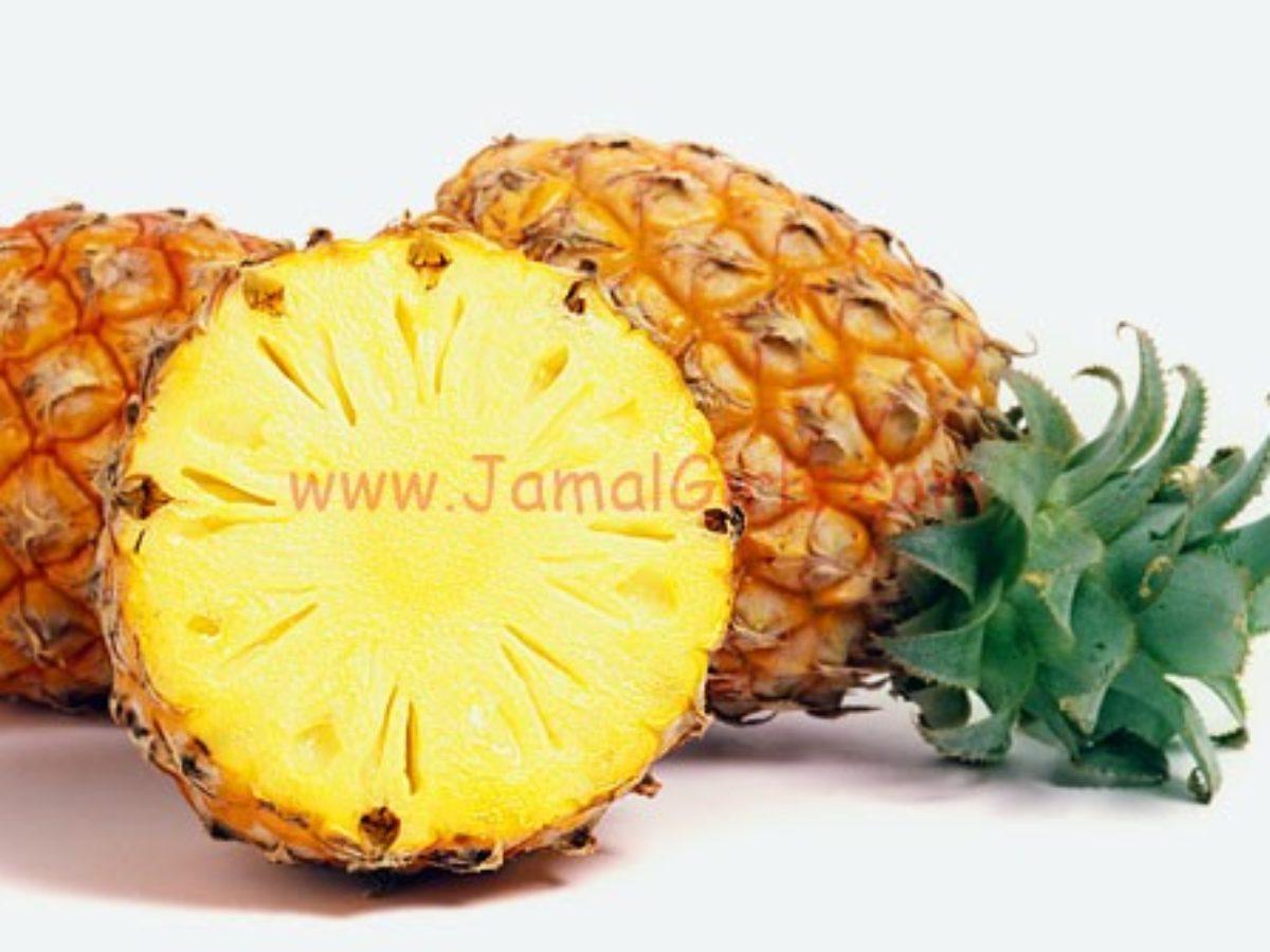 ماسك عصير الأنانس ضد التجاعيد والحماية منها