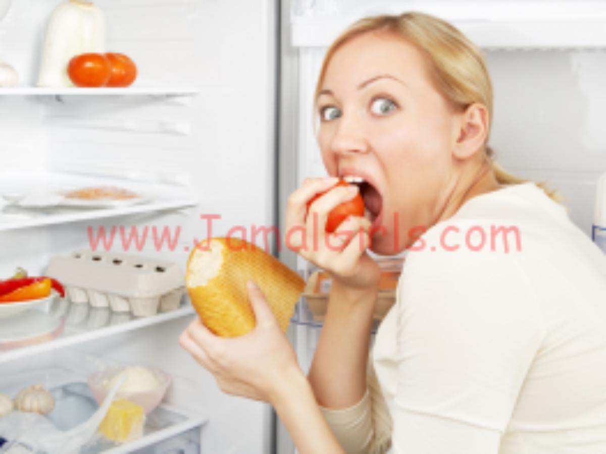كيف تتحكمي في الجوع ؟
